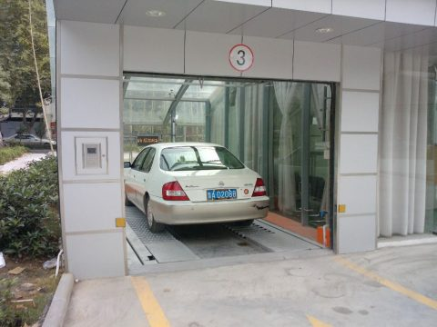 PPY Plane-moving parking system is automated smart parking system.