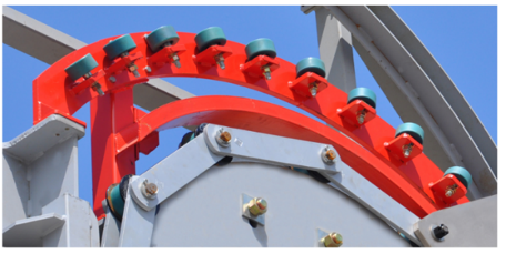 Design Features of Vertical Circulation Parking System
