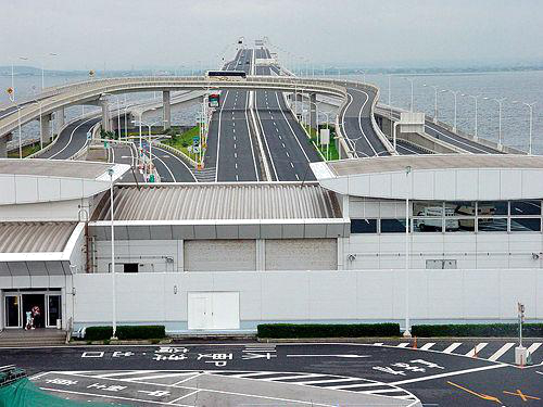 The most creative parking system in the world — Japan