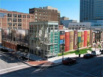 The most creative parking system in the world — Kansas city, USA